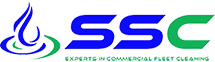 SSC FLeet Cleaning Logo
